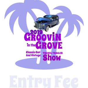GROOVIN 2019 Entry Fee